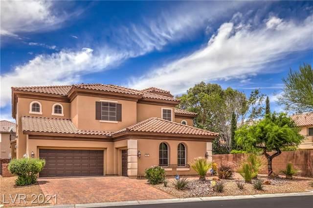 9551 Trattoria Street, Las Vegas, NV 89178 (MLS #2304613) :: Jeffrey Sabel