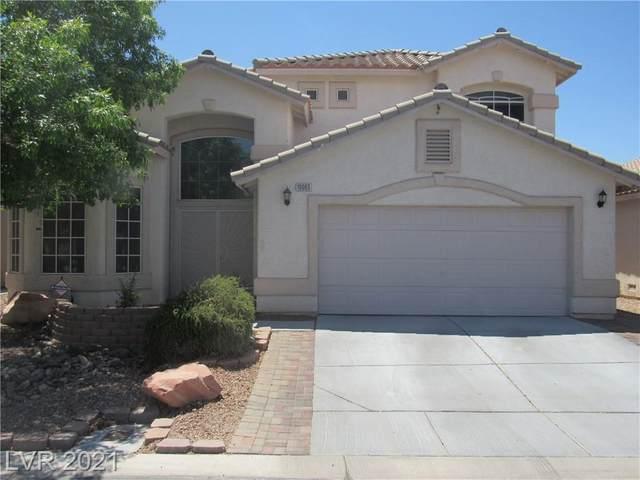 10065 Mystic Dance Street, Las Vegas, NV 89183 (MLS #2304614) :: Vestuto Realty Group