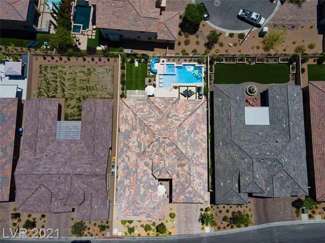 112 Basque Coast Street, Las Vegas, NV 89138 (MLS #2304619) :: Jeffrey Sabel