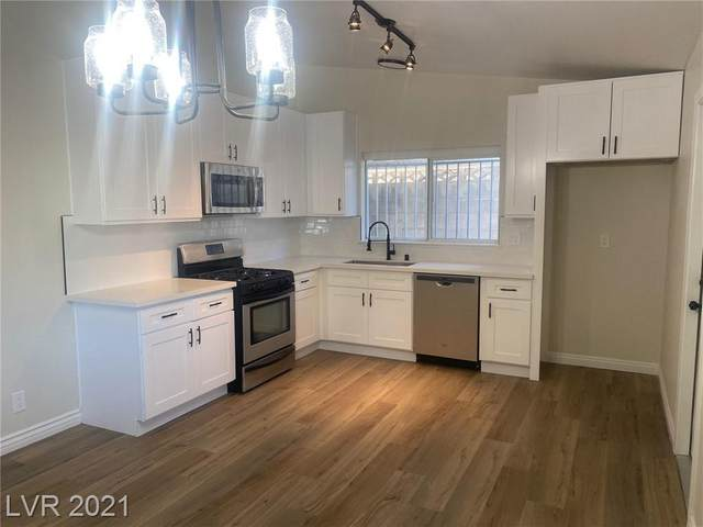 4541 Park View Drive, Las Vegas, NV 89104 (MLS #2304667) :: Lindstrom Radcliffe Group