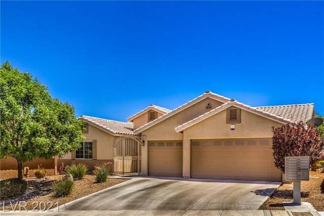 3417 Amish Avenue, North Las Vegas, NV 89031 (MLS #2304668) :: Lindstrom Radcliffe Group