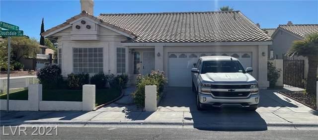 2729 Cloudsdale Circle, Las Vegas, NV 89117 (MLS #2304689) :: Hebert Group   Realty One Group