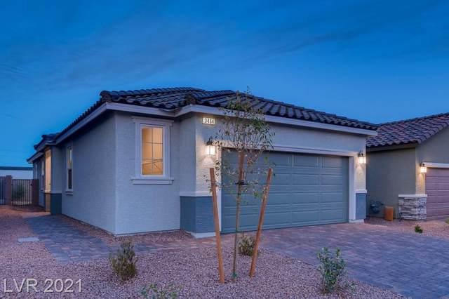 3464 Jade Flower Street, Las Vegas, NV 89117 (MLS #2304695) :: Hebert Group | Realty One Group