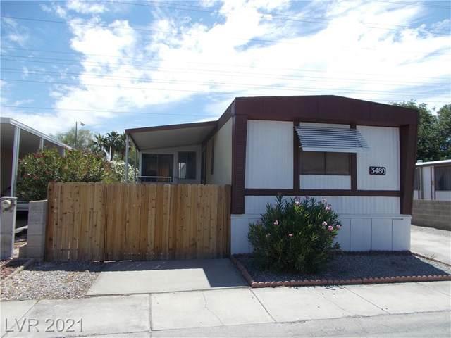 3480 Lost Hills Drive, Las Vegas, NV 89122 (MLS #2304699) :: DT Real Estate
