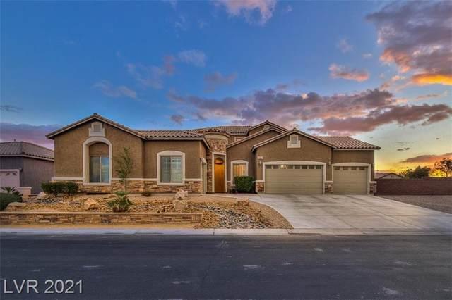 4617 Velvet Crest Lane, Las Vegas, NV 89139 (MLS #2304700) :: Galindo Group Real Estate