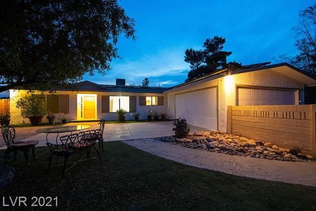 981 Betty Lane, Las Vegas, NV 89110 (MLS #2304709) :: Jeffrey Sabel