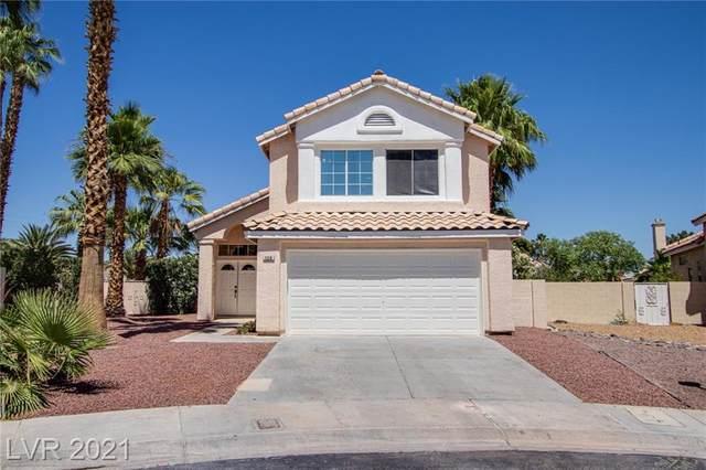 120 Firecreek Circle, Las Vegas, NV 89107 (MLS #2304711) :: Jeffrey Sabel