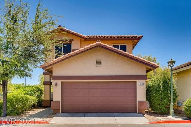 9484 Canalino Drive, Las Vegas, NV 89134 (MLS #2304724) :: Lindstrom Radcliffe Group