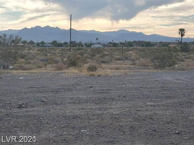 Ward Street, North Las Vegas, NV 89032 (MLS #2304730) :: Lindstrom Radcliffe Group