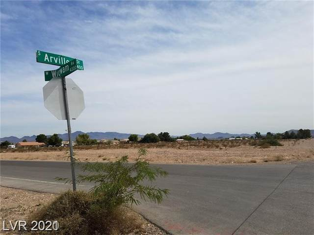 Arville Street, Las Vegas, NV 89139 (MLS #2304733) :: Lindstrom Radcliffe Group
