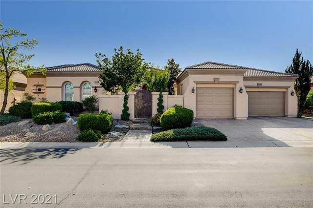 4555 Riva De Romanza Street, Las Vegas, NV 89135 (MLS #2304741) :: Lindstrom Radcliffe Group