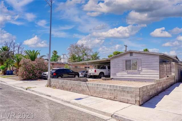 3004 Palm Springs Way, Las Vegas, NV 89102 (MLS #2304746) :: Custom Fit Real Estate Group