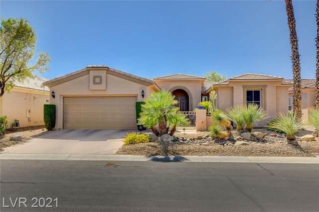4659 Denaro Drive, Las Vegas, NV 89135 (MLS #2304757) :: Hebert Group | Realty One Group
