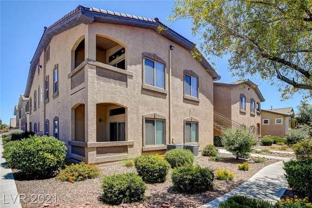 8805 Jeffreys Street #1061, Las Vegas, NV 89123 (MLS #2304758) :: Lindstrom Radcliffe Group