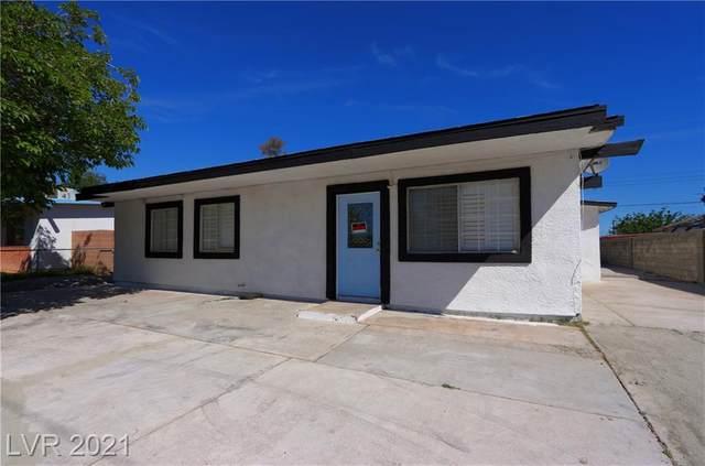 4334 Cloverdale Avenue, Las Vegas, NV 89121 (MLS #2304761) :: Hebert Group | Realty One Group