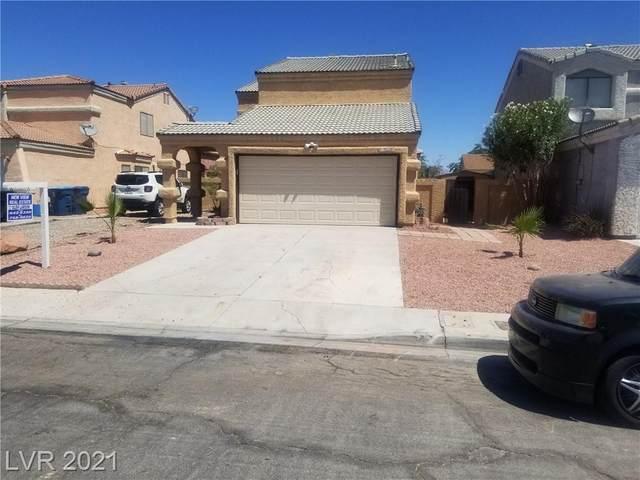 5754 Cinnabar Avenue, Las Vegas, NV 89110 (MLS #2304763) :: Lindstrom Radcliffe Group