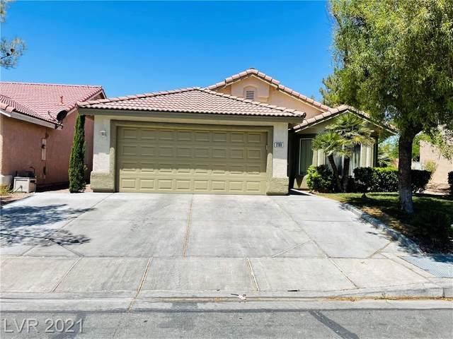 2701 Flathead Falls Street, Las Vegas, NV 89156 (MLS #2304764) :: Lindstrom Radcliffe Group