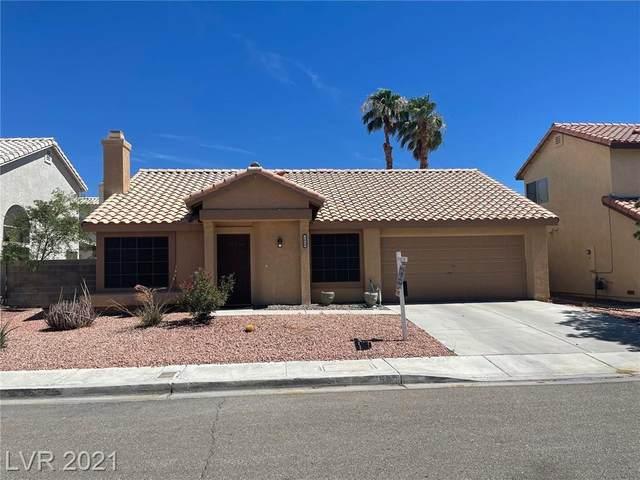 1680 Black Hills Way, North Las Vegas, NV 89031 (MLS #2304780) :: Hebert Group | Realty One Group