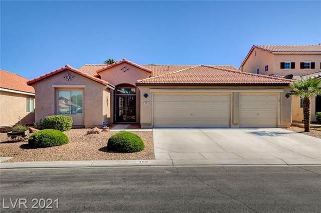 303 Ravensmere Avenue, Las Vegas, NV 89123 (MLS #2304790) :: Lindstrom Radcliffe Group