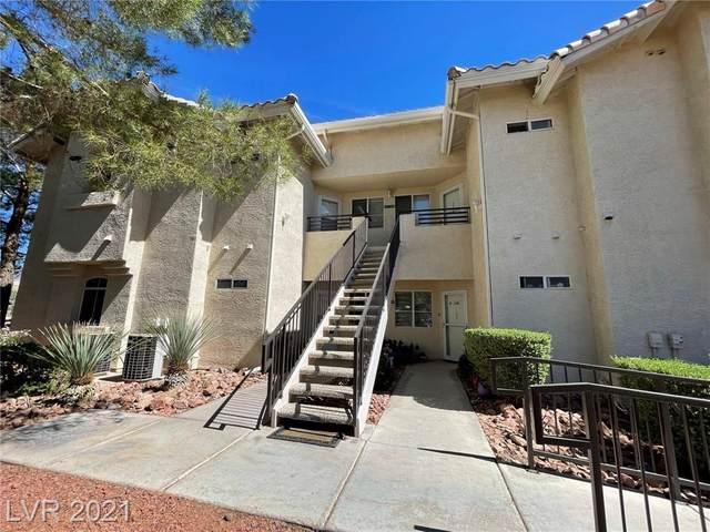 3320 S Fort Apache Road #207, Las Vegas, NV 89117 (MLS #2304793) :: Hebert Group | Realty One Group