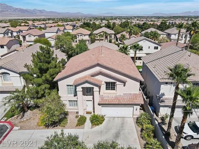 8112 Caramel Gorge Court, Las Vegas, NV 89143 (MLS #2304802) :: Signature Real Estate Group