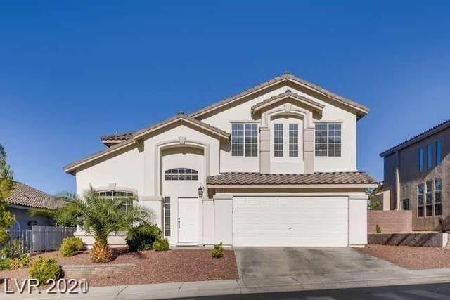 712 Jane Eyre Place, Henderson, NV 89002 (MLS #2304808) :: Hebert Group | Realty One Group