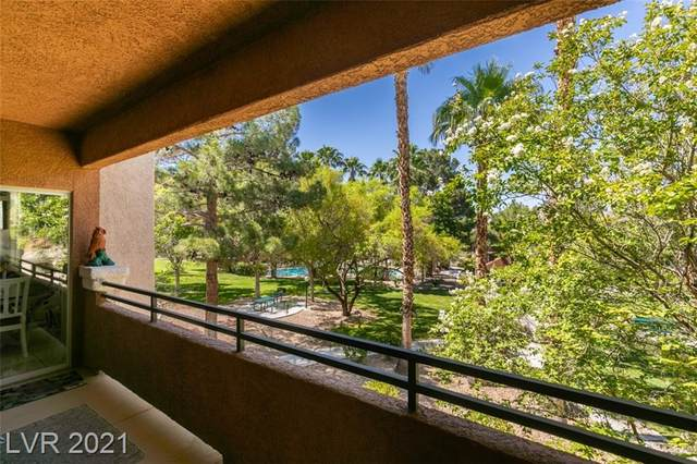 7704 Himalayas Avenue #204, Las Vegas, NV 89128 (MLS #2304816) :: Hebert Group | Realty One Group