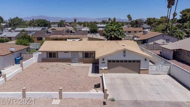 4878 E Wyoming Avenue, Las Vegas, NV 89104 (MLS #2304820) :: Vestuto Realty Group