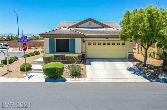5905 Saratoga Reserve Street, North Las Vegas, NV 89081 (MLS #2304828) :: Hebert Group | Realty One Group
