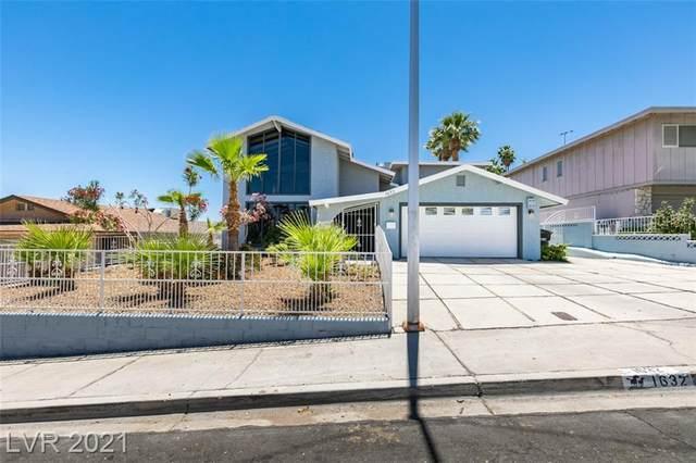 1632 Bonita Avenue, Las Vegas, NV 89104 (MLS #2304846) :: Signature Real Estate Group