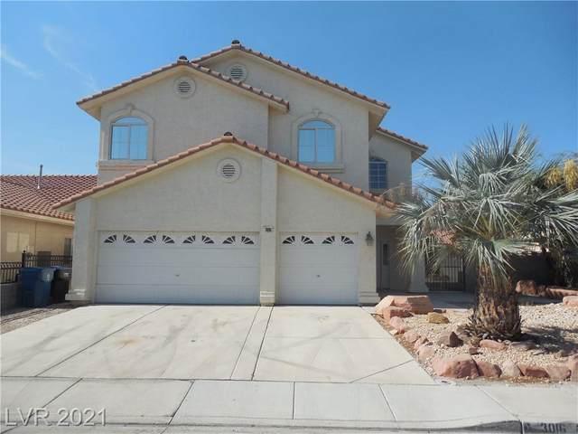 3016 Beaufort Court, North Las Vegas, NV 89032 (MLS #2304849) :: Hebert Group | Realty One Group