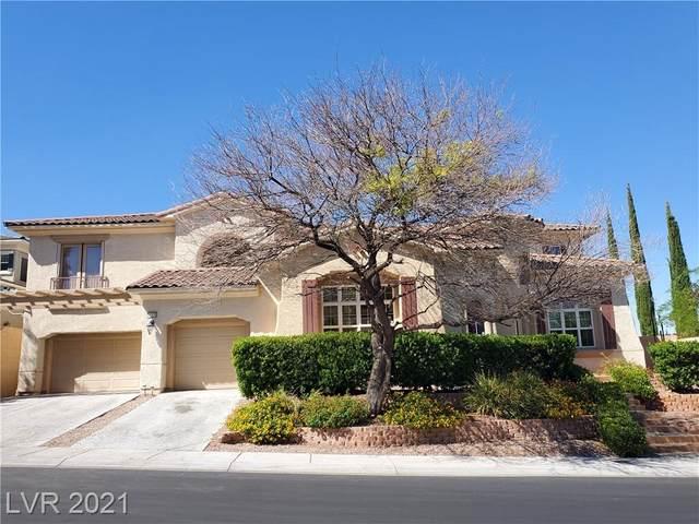 11550 Lampeter Court, Las Vegas, NV 89138 (MLS #2304851) :: Hebert Group | Realty One Group