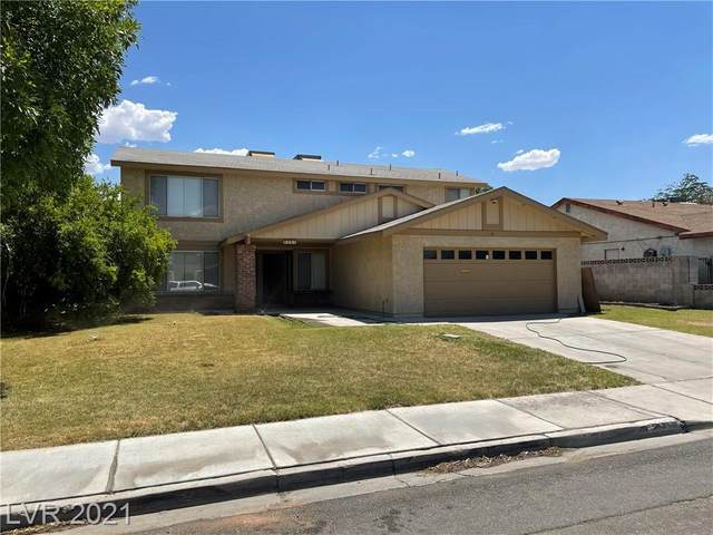 2431 Palora Avenue, Las Vegas, NV 89121 (MLS #2304891) :: Hebert Group | Realty One Group
