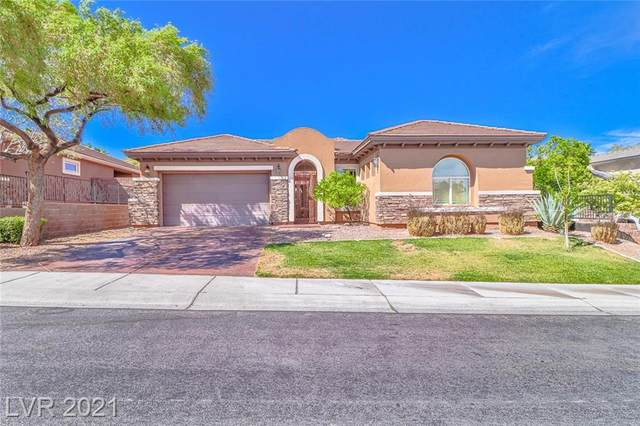 11740 Corrigan Place, Las Vegas, NV 89138 (MLS #2304893) :: Lindstrom Radcliffe Group