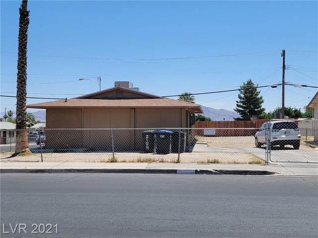 2108 Englestad Street, North Las Vegas, NV 89030 (MLS #2304900) :: The Chris Binney Group   eXp Realty