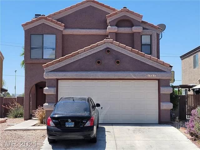 6541 Chardonay Way, Las Vegas, NV 89108 (MLS #2304901) :: Hebert Group | Realty One Group