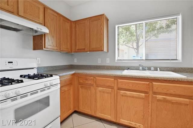 6317 Rolling Rose Street #2, North Las Vegas, NV 89081 (MLS #2304913) :: Hebert Group | Realty One Group