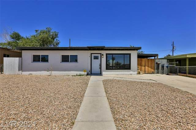 1408 E Piper Avenue, North Las Vegas, NV 89030 (MLS #2304921) :: Hebert Group | Realty One Group