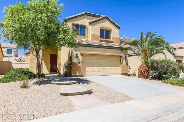 604 Seneca Ridge Avenue, North Las Vegas, NV 89084 (MLS #2304927) :: Hebert Group | Realty One Group