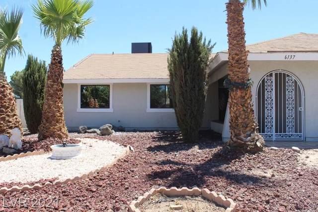 6137 W Twain Avenue, Las Vegas, NV 89103 (MLS #2304928) :: Hebert Group | Realty One Group
