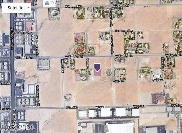 Sobb, Las Vegas, NV 89118 (MLS #2304936) :: Hebert Group   Realty One Group