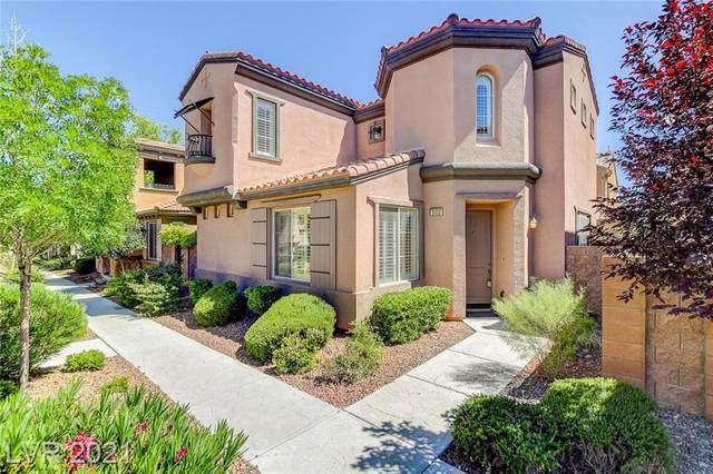 2432 Granada Bluff Court, Las Vegas, NV 89135 (MLS #2304938) :: Hebert Group   Realty One Group