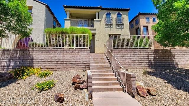 12056 Avery Meadows Avenue, Las Vegas, NV 89138 (MLS #2304941) :: The Shear Team