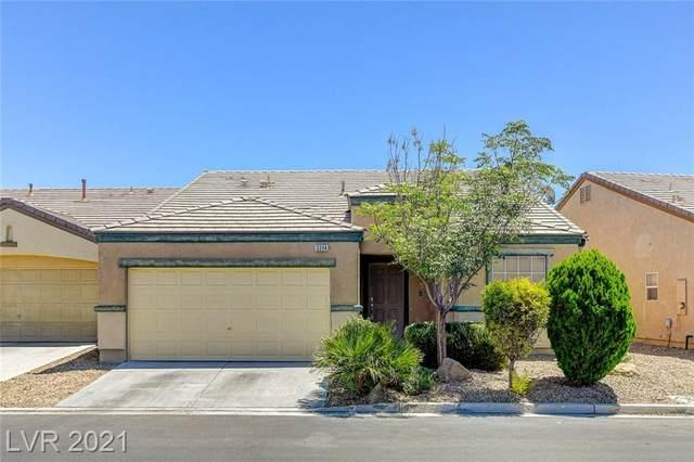 3394 Wasatch Cedars Street, Las Vegas, NV 89122 (MLS #2304942) :: Hebert Group | Realty One Group