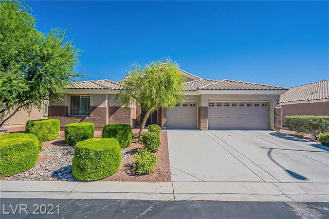 3022 Tanna Dove Court, North Las Vegas, NV 89084 (MLS #2304953) :: Hebert Group | Realty One Group