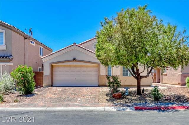5513 Meridian Rain Street, North Las Vegas, NV 89031 (MLS #2304954) :: Jeffrey Sabel