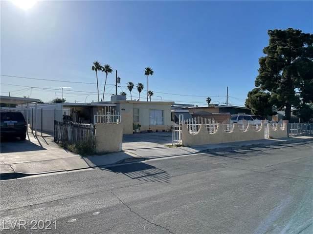 1600 Ardmore Street, Las Vegas, NV 89104 (MLS #2304955) :: Hebert Group | Realty One Group