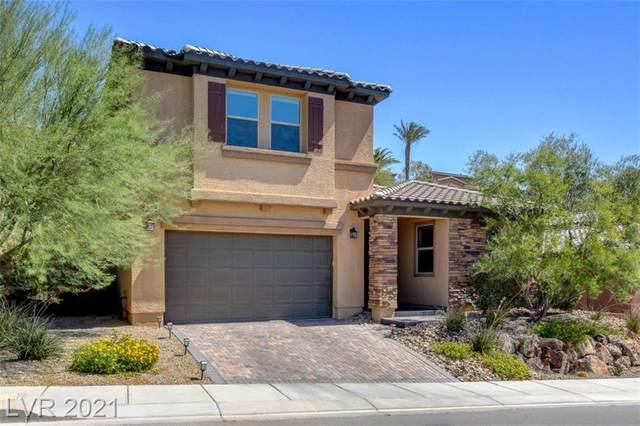 60 Rezzonico Drive, Henderson, NV 89011 (MLS #2304958) :: DT Real Estate