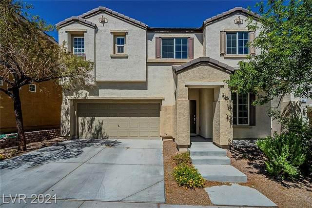 3649 Austell Street, Las Vegas, NV 89129 (MLS #2304971) :: Hebert Group | Realty One Group