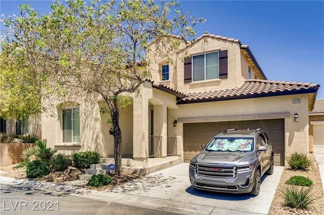 9174 Brilliant Prairie Court, Las Vegas, NV 89149 (MLS #2304980) :: Hebert Group | Realty One Group
